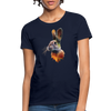 Rabbit Women's T-Shirt - navy