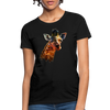 Giraffe Women's T-Shirt - black