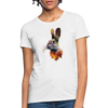 Rabbit Women's T-Shirt - white