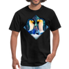 Penguin Men's T-Shirt - black
