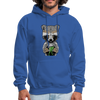 Racoon Men's Hoodie - royal blue