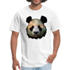 Panda t-shirt - Animal Face T-Shirt - white