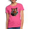 Tiger Women's T-Shirt - heather pink