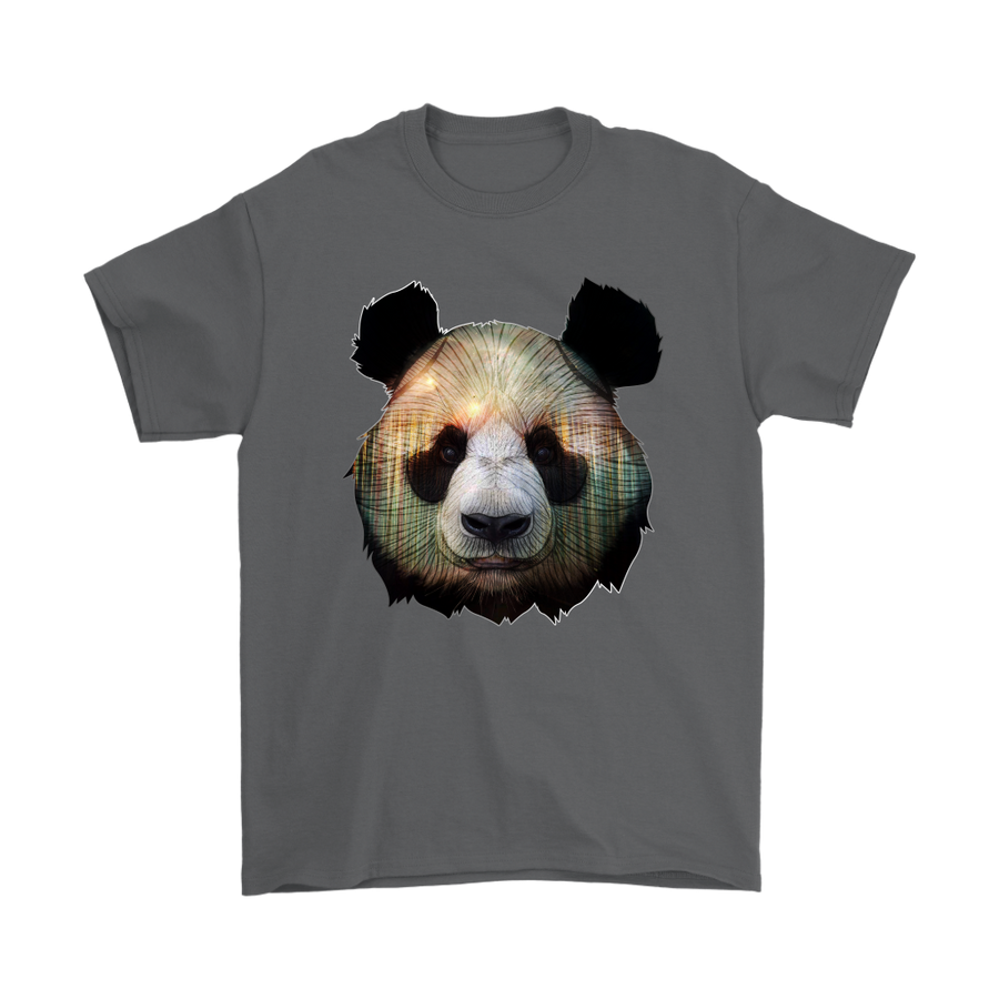 Panda T-Shirt - Animal Face T-Shirt