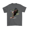 Eagle T-Shirt - Animal Face T-Shirt