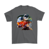 River Trout T-Shirt - Animal Face T-Shirt