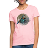 King fisher Women's T-Shirt - pink