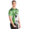 Panda All over print Unisex t-shirt
