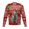 Wolf Christmas Sweatshirt