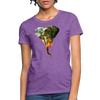 Elephant Women's T-Shirt - purple heather