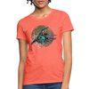 King fisher Women's T-Shirt - heather coral