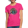 King fisher Women's T-Shirt - fuchsia