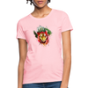 Watercolor Tiger Women's T-Shirt - pink