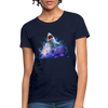 Shark Women's T-Shirt - navy