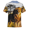 Lion King Unisex All over print t-shirt