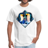 Penguin Men's T-Shirt - white