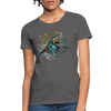 King fisher Women's T-Shirt - charcoal
