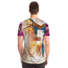 Hummingbird All over print Unisex t-shirt