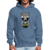Racoon Men's Hoodie - denim blue