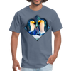 Penguin Men's T-Shirt - denim