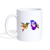 Hummingbird Coffee/Tea Mug - white
