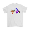 Hummingbird T-Shirt - Animal Face T-Shirt