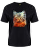 Cat T-Shirt - Animal Face T-Shirt