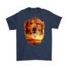 Dog Labrador T-Shirt - Animal Face T-Shirt