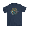 King Fisher T-Shirt - Animal Face T-Shirt