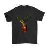 Deer T-Shirt - Animal Face T-Shirt