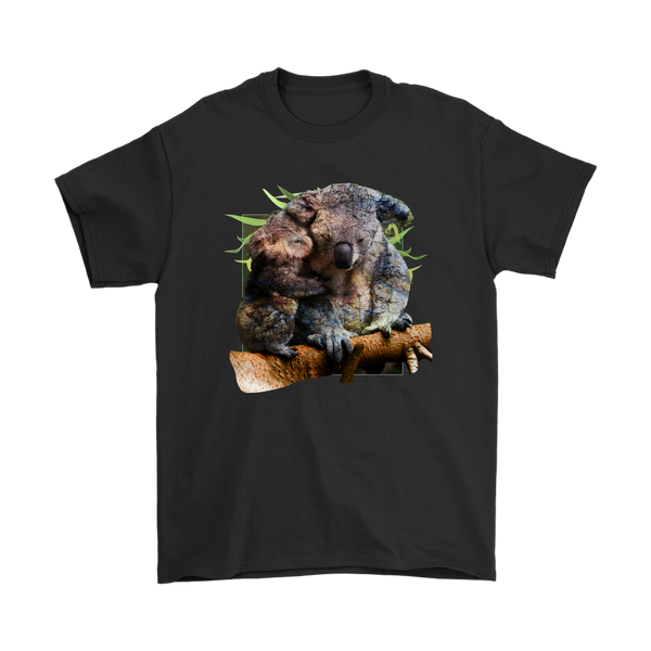 Koala T-Shirt - Animal Face T-Shirt