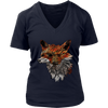 Fox T-Shirt - Animal Face T-Shirt