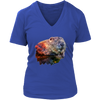 Beaver Women T-Shirt - Animal Face T-Shirt