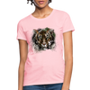 Tiger Women's T-Shirt - pink