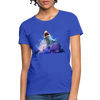 Shark Women's T-Shirt - royal blue