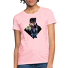 Young wolf Women's T-Shirt - pink