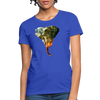 Elephant Women's T-Shirt - royal blue