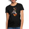 Rabbit Women's T-Shirt - black