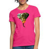 Elephant Women's T-Shirt - fuchsia