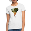 Elephant Women's T-Shirt - white
