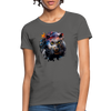 Black Panther Women's T-Shirt - charcoal