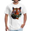 Tiger t-shirt - Animal Face T-Shirt - white