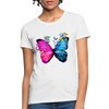 Butterflies Women's T-Shirt - white