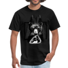 Bear fight Men's T-Shirt - black