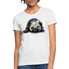 Pug Dog Women's T-Shirt - white