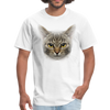 Harry the cat Men's T-Shirt - white