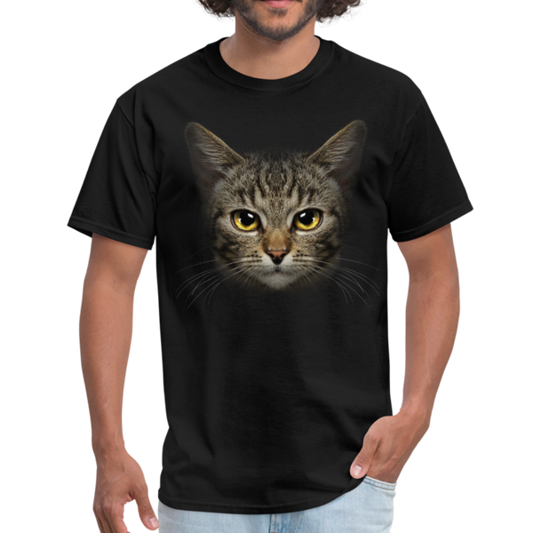 Harry the cat Men's T-Shirt - black