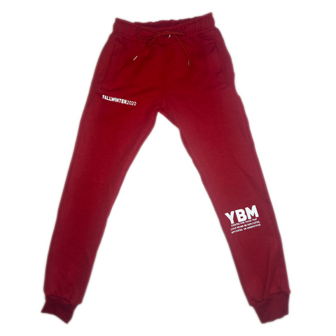 """Millionaire"" sweatpants in WildFire"