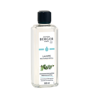 Fresh Eucalyptus | 500ML (16.9 oz) Lampe Berger Oil
