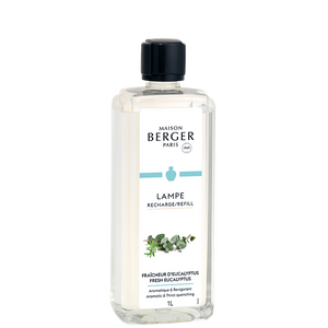Fresh Eucalyptus | 1L Lampe Berger Oil